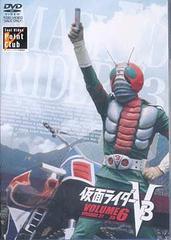 送料無料有/[DVD]/仮面ライダーV3 VOL.6/特撮/DSTD-6596