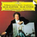 モーツァルト  交響曲第35番「ハフナー」、第36番「リンツ」