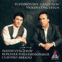 チャイコフスキー&グラズノフ  ヴァイオリン協奏曲