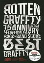 楽譜 ROTTENGRAFFTY 15th Anniversary Official Fan Book × Band Score BESTGRAFFTY DVD-ROM付き (スコア・ブック)