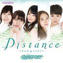 Distance -snow tears-