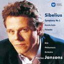 シベリウス  交響曲第1番、他