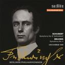シューベルト  交響曲第8番 ロ短調 D.759「未完成」、ブラームス   交響曲第4番 ホ短調 Op.98