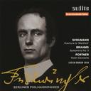 シューマン  「マンフレッド」序曲 Op.115、ブラームス   交響曲第3番 ヘ長調 Op.90、フォルトナー   ヴァイオリン協奏曲