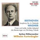 ベートーヴェン  交響曲 第6番 ヘ長調 作品68「田園」/ワーグナー  前奏曲と愛の死~楽劇「トリスタンとイゾ~ルデ」から、楽劇「ニュルンベルクのマイスタージンガー」第1幕への前奏曲