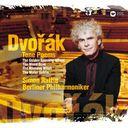 ドヴォルザーク  交響詩集(管弦楽のバラード)