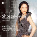 ショスタコーヴィチ  チェロ協奏曲第1番&チェロ・ソナタ