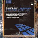 ショスタコーヴィチ  交響曲第3番&第14番