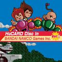 HuCARD Disc In BANDAI NAMCO Games Inc.