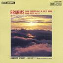 ブラームス ピアノ協奏曲 第2番 4つのピアノ小品 作品119