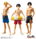 Gasha Portraits From TV animation ONE PIECE ワンピース 02 BOX/
