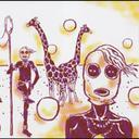 アノンを捜せ!2004年の変身キリン