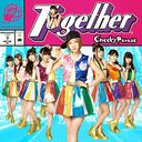 Together [CD+DVD]/Cheeky Parade