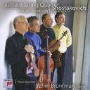 ショスタコーヴィチ  弦楽四重奏曲第3番、第14番、第15番&ピアノ五重奏曲