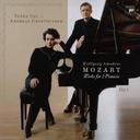 モーツァルト  2人のピアニストのための作品集
