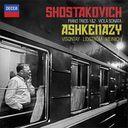 ショスタコーヴィチ  ピアノ三重奏曲、ヴィオラ・ソナタ