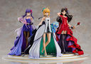 「Fate/stay night」 〜15th Celebration Project〜 セイバー 遠坂凛 間桐桜 〜15th Celebration Dress Ver.〜 Premium Box/