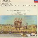 ヘンデル  王宮の花火の音楽、水上の音楽