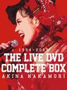 中森明菜 THE LIVE DVD