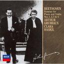 ベートーヴェン  ヴァイオリン・ソナタ第1~4番 (モノラル録音) (CD 1)