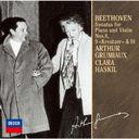 ベートーヴェン  ヴァイオリン・ソナタ第8番~10番 (モノラル録音) (CD 3)