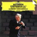 ベートーヴェン  交響曲第4番&第7番