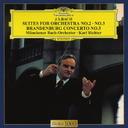 カール・リヒター/バッハ: 管弦楽組曲第2&3番/ブランデンブルク協奏曲第5番