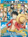 ONE PIECE [Calendar 2012 (Try-X Ltd.)]