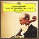 バッハ  無伴奏チェロ組曲第1番、第3番、第5番