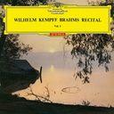 ブラームス  幻想曲集、2つの狂詩曲、カプリッチョ、間奏曲