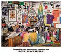 Superfly 10th Anniversary Greatest Hits『LOVE, PEACE & FIRE』 [通常盤]/Superfly