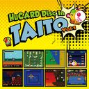 HuCARD Disc In TAITO