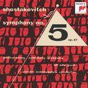 ショスタコーヴィチ  交響曲第5番、第10番&第9番