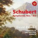 シューベルト  交響曲第1番&第2番