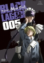OVA BLACK LAGOON Roberta's Blood Trail 005 (最終巻)