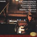 ラフマニノフ  ピアノ協奏曲 第3番 ニ短調 作品30 / チャイコフスキー  ピアノ協奏曲 第1番 変ロ短調 作品23