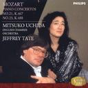 モーツァルト  ピアノ協奏曲 第21番 ハ長調 K.467、第23番 イ長調 K.488