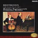 ベートーヴェン  チェロ・ソナタ 第3番 イ長調 作品69、第4番 ハ長調 作品102の1、第5番 ニ長調 作品102の2