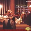 J.S.バッハ  ヴァイオリン協奏曲 第1番 イ短調、第2番 ホ長調、2つのヴァイオリンのための協奏曲 ニ短調