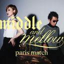 middle & mellow of paris match