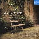 モーツァルト  弦楽と管楽のためのディヴェルティメント集