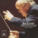 ブラームス  交響曲第1番&第2番