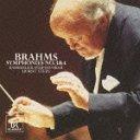 ブラームス  交響曲第3番&第4番