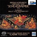 リムスキー=コルサコフ  交響組曲「シェエラザード」作品35他
