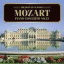 モーツァルト  ピアノ協奏曲第21番、コンサート・ロンド、他