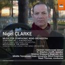CD&DVD NEOWINGで買える「ナイジェル・クラーク シンフォニック・ウィンズのための音楽集」の画像です。価格は2,484円になります。