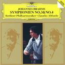 ブラームス  交響曲第3番、第4番