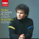 シベリウス  交響曲第2番