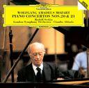 モーツァルト  ピアノ協奏曲第20番・第21番