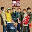 RETURN [CD+DVD/通常盤]/iKON